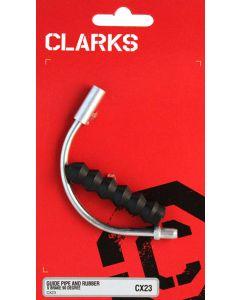 Clarks Brake Noodle & Overcoat - 90 degrees