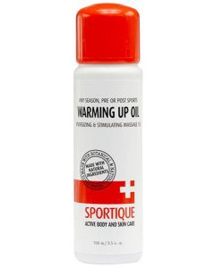 Sportique Warming Up Oil