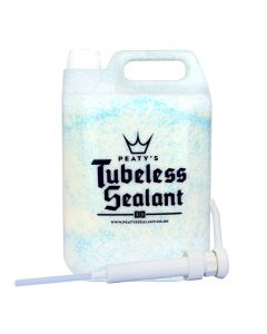 Peaty's Tubeless Sealant Workshop Pump Tub - 5 Litre