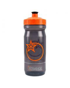 Orange 600ml Water Bottle