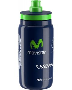 Elite Fly Team Movistar 550ml Bottle