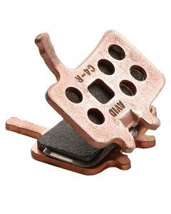 Avid Juicy/BB7 Aluminium Back Organic Disc Brake Pads