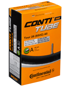 Continental Tour 26 650b Schrader Innertube
