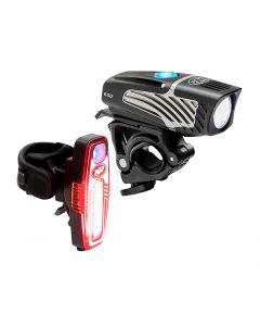 NiteRider Lumina Micro 650 / Sabre 80 Front and Rear Light Set