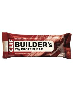Clif Bar Builders Bars - Box of 12 x 68g