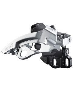 Shimano SLX FD-M670 10-Speed Triple Front Derailleur