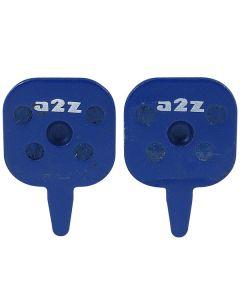 A2Z Tektro IO Organic Disc Brake Pads