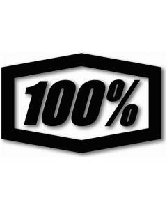 100% Die-Cut Trailer 16-Inch Decal