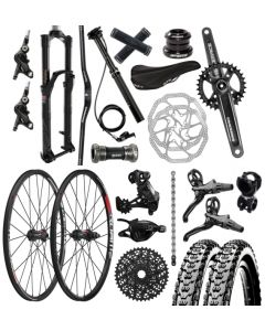 Cove Hummer 27.5-Inch XO1 Build Kit