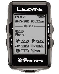 Lezyne Super GPS Computer