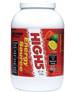 High5 Energy Source Powder 2.2kg Drum