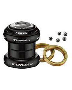 Token TK116TBT Pyro Alloy Threadless Tiramic Bearings Headset