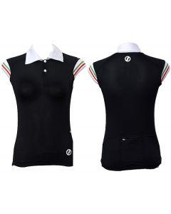 Ride Tricolore Bella Womens Sleeveless Jersey
