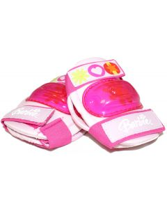 Barbie Knee and Elbow Pad Set