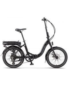 Wisper 806 SE 375Wh 20-Inch Folding Electric Bike