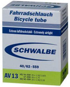 Schwalbe 12.5-Inch Schrader AV1 Innertube