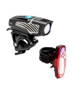 NiteRider Lumina Micro 850 / Sabre 80 Front and Rear Light Set