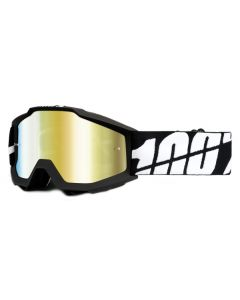 100% Accuri Jr Mirrored Goggles