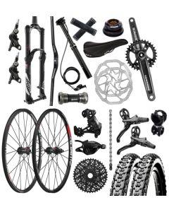 Cove Hustler 27.5-Inch XO1 Build Kit