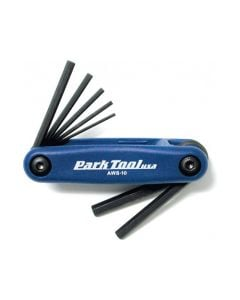 Park Fold Up Hex Wrench Set