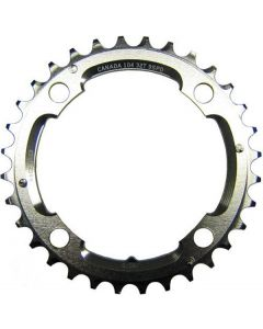 RaceFace Race Chainring (Middle 4-Bolt Drive)