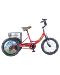 Concept Big Red 16-Inch 2018 Boys Trike