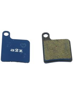 A2Z Giant MPH 2001-2005 Organic Disc Brake Pads