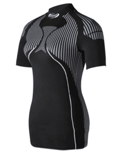BBB BUW-15 ThermoLayer Short Sleeved Womens Base Layer