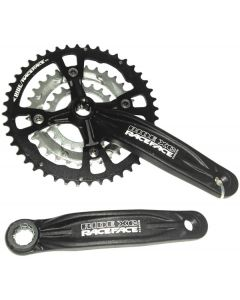 RaceFace Ride XC Cranks With 3 Rings (2009) - Marked