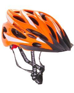 HardnutZ High Vis Orange MTB/Road Helmet