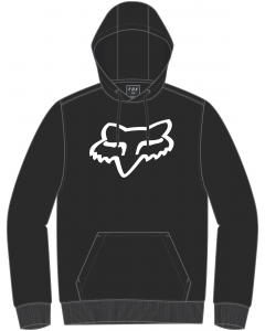 Fox Legacy Foxhead Pullover Hoodie