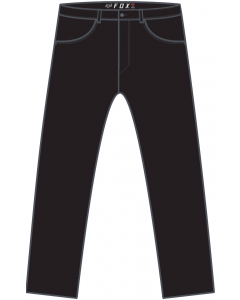 Fox Dagger Skinny Pants