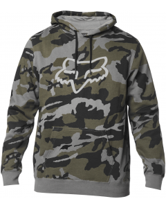 Fox Legacy Foxhead Camo Pullover Hoodie