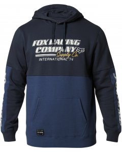 Fox Pit Stop Pullover Hoodie