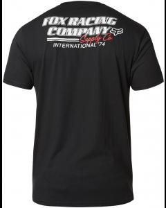 Fox Pit Stop Pocket Basic T-Shirt