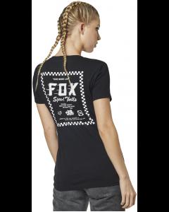 Fox Speed Thrills Womens T-Shirt