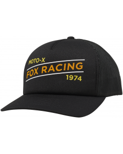 Fox Banner Womens Trucker Cap