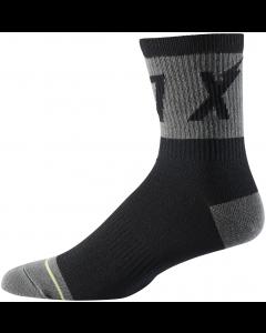 Fox 6-Inch Wurd Trail Socks
