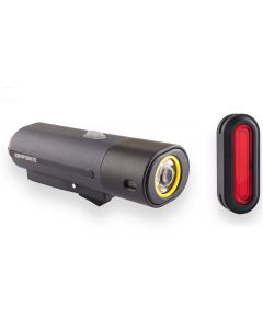 Kryptonite Street F-500 And Avenue R-45 USB-C Light Set