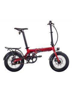 Eovolt City 16-Inch 2020 Folding Electric Bike