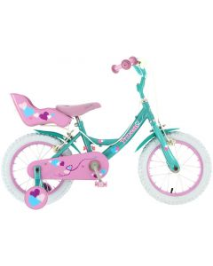 Dawes Princess 14-Inch 2020 Girls Bike
