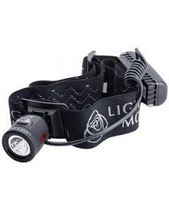 Light and Motion Vis 360 Pro Plus Headstrap + Helmet Mount Light System