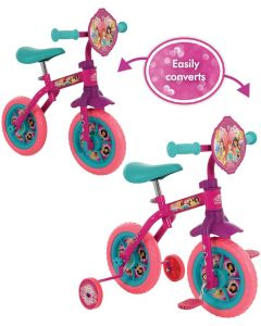 Disney Princess 10-Inch Balance Bike