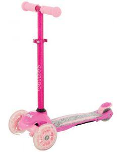 U-Move Mini Sparkle Flex LED Kids Scooter