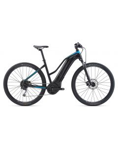 Giant Explore E+ 4 Staggered 2020 Electric Bike