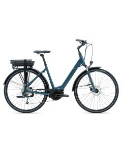 Giant Entour E+ 1 Disc Low Step 2020 Electric Bike