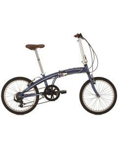 Python F1 2021 Folding Bike