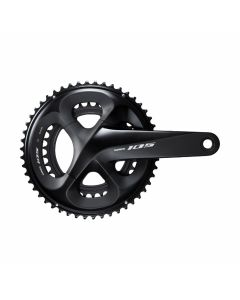 Shimano 105 FC-R7000 HollowTech II 11-Speed Double Chainset