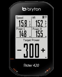 Bryton Rider 420 T Cycle Computer