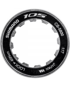 Shimano CS-5800 Lockring With Spacer